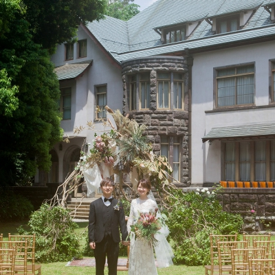 western house&garden WEDDING