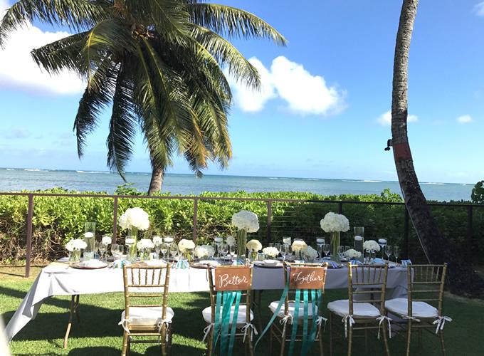 個性のある海外ウェディングをお望みのおふたりに、楽園の島を舞台にとっておきのウェディングを。